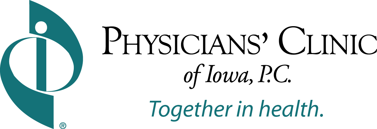 Physicians' Clinic of Iowa, P.C. logo