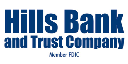 Hills Bank and Trust Company logo