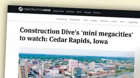Construction Drive article