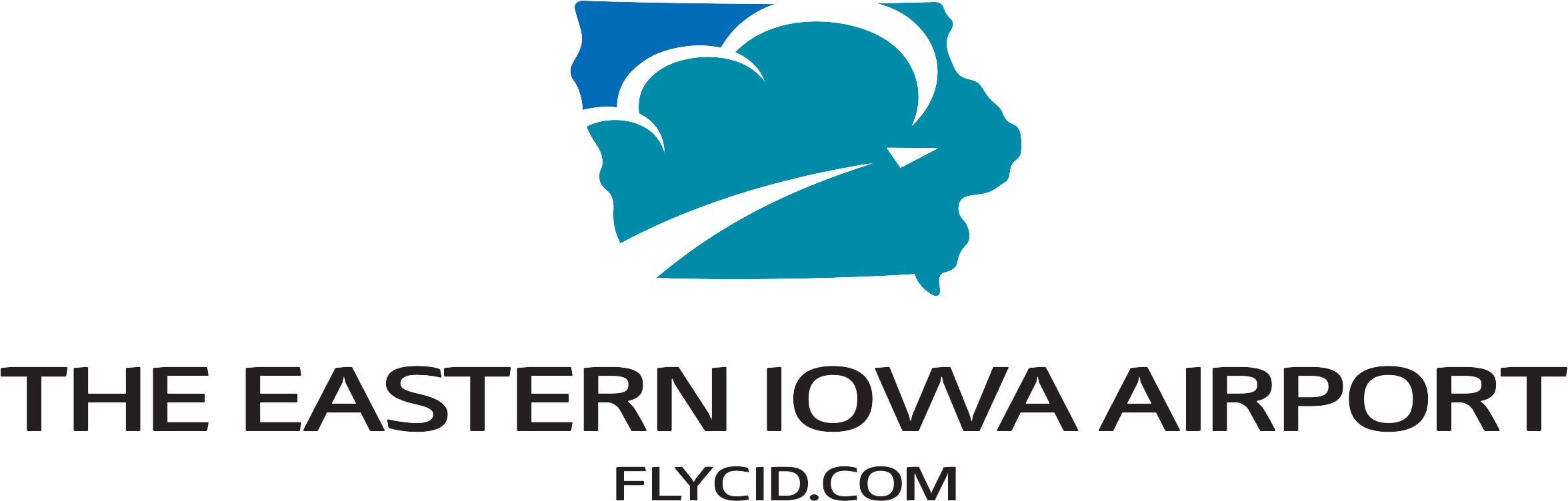 Eastern Iowa Airport logo
