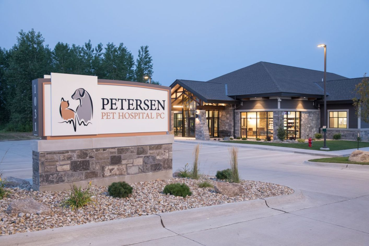 Petersen Pet Hospital in Hiawatha, Iowa